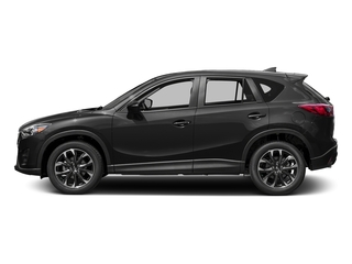 Jet Black Mica 2016 Mazda CX-5 Pictures CX-5 Utility 4D GT AWD I4 photos side view