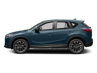 Deep Crystal Blue Mica 2016 Mazda CX-5 Pictures CX-5 Utility 4D GT AWD I4 photos side view