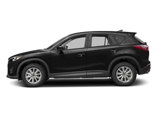Jet Black Mica 2016 Mazda CX-5 Pictures CX-5 Utility 4D Sport 2WD I4 Manual photos side view