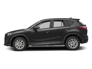 Meteor Gray Mica 2016 Mazda CX-5 Pictures CX-5 Utility 4D Sport 2WD I4 photos side view