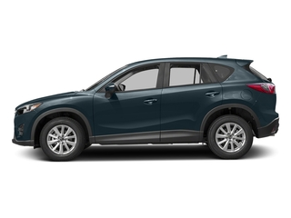 Blue Reflex Mica 2016 Mazda CX-5 Pictures CX-5 Utility 4D Sport 2WD I4 photos side view