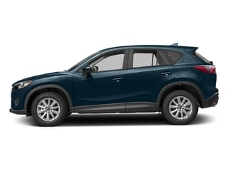 Deep Crystal Blue Mica 2016 Mazda CX-5 Pictures CX-5 Utility 4D Sport 2WD I4 photos side view