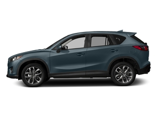 Blue Reflex Mica 2016 Mazda CX-5 Pictures CX-5 Utility 4D GT 2WD I4 photos side view