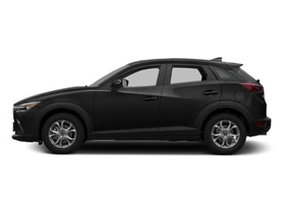 Jet Black Mica 2016 Mazda CX-3 Pictures CX-3 Utility 4D Touring AWD I4 photos side view