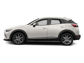 Crystal White Pearl Mica 2016 Mazda CX-3 Pictures CX-3 Utility 4D GT AWD I4 photos side view