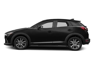 Jet Black Mica 2016 Mazda CX-3 Pictures CX-3 Utility 4D GT AWD I4 photos side view