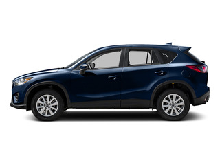 Deep Crystal Blue Mica 2016 Mazda CX-5 Pictures CX-5 Utility 4D Touring AWD I4 photos side view