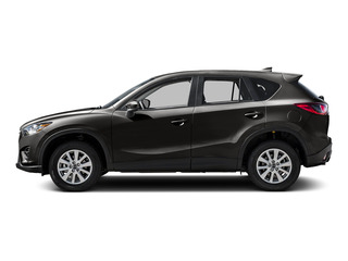 Titanium Flash Mica 2016 Mazda CX-5 Pictures CX-5 Utility 4D Touring AWD I4 photos side view