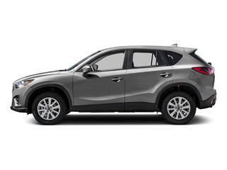 Sonic Silver Metallic 2016 Mazda CX-5 Pictures CX-5 Utility 4D Touring AWD I4 photos side view