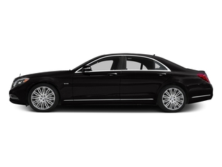 designo Mocha Black 2016 Mercedes-Benz S-Class Pictures S-Class Sedan 4D S600 V12 Turbo photos side view