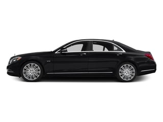 Black 2016 Mercedes-Benz S-Class Pictures S-Class Sedan 4D S600 V12 Turbo photos side view