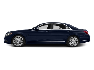 Lunar Blue Metallic 2016 Mercedes-Benz S-Class Pictures S-Class Sedan 4D S600 V12 Turbo photos side view
