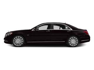 Ruby Black Metallic 2016 Mercedes-Benz S-Class Pictures S-Class Sedan 4D S600 V12 Turbo photos side view
