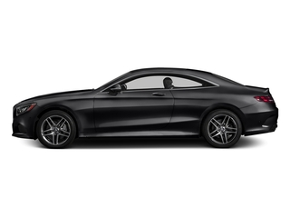 Black 2016 Mercedes-Benz S-Class Pictures S-Class Coupe 2D S550 AWD V8 Turbo photos side view