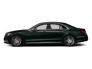 Emerald Green Metallic 2016 Mercedes-Benz S-Class Pictures S-Class Sedan 4D S550 AWD V8 Turbo photos side view