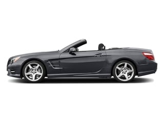 Shadow Gray Matte 2016 Mercedes-Benz SL Pictures SL Roadster 2D SL550 V8 Turbo photos side view