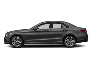Steel Gray Metallic 2016 Mercedes-Benz C-Class Pictures C-Class Sedan 4D C300 AWD I4 Turbo photos side view