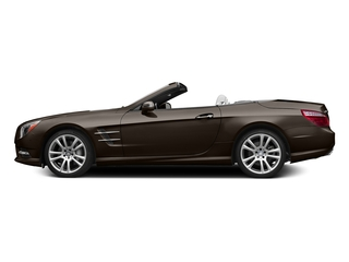 Dolomite Brown Metallic 2016 Mercedes-Benz SL Pictures SL Roadster 2D SL400 V6 Turbo photos side view