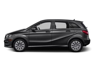 Cosmos Black Metallic 2016 Mercedes-Benz B-Class Pictures B-Class Hatchback 5D Electric Drive photos side view