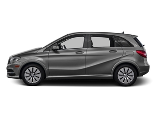 Mountain Gray Metallic 2016 Mercedes-Benz B-Class Pictures B-Class Hatchback 5D Electric Drive photos side view