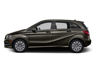 Cocoa Brown Metallic 2016 Mercedes-Benz B-Class Pictures B-Class Hatchback 5D Electric Drive photos side view