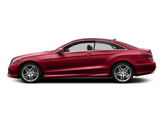 Mars Red 2016 Mercedes-Benz E-Class Pictures E-Class Coupe 2D E400 V6 Turbo photos side view