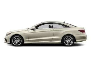 designo Diamond White Metallic 2016 Mercedes-Benz E-Class Pictures E-Class Coupe 2D E400 V6 Turbo photos side view