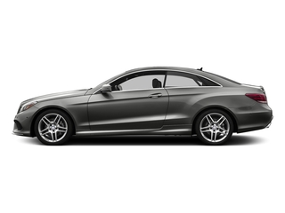 Selenite Grey Metallic 2016 Mercedes-Benz E-Class Pictures E-Class Coupe 2D E400 V6 Turbo photos side view