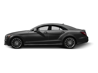 Steel Gray Metallic 2016 Mercedes-Benz CLS Pictures CLS Sedan 4D CLS400 AWD V6 Turbo photos side view