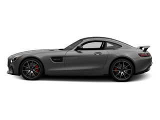 designo Magno Selenite Grey 2016 Mercedes-Benz AMG GT Pictures AMG GT S 2 Door Coupe photos side view