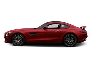 Mars Red 2016 Mercedes-Benz AMG GT Pictures AMG GT S 2 Door Coupe photos side view