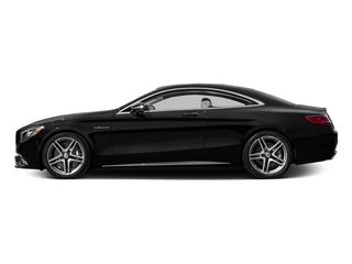 Magnetite Black Metallic 2016 Mercedes-Benz S-Class Pictures S-Class 2 Door Coupe Rear Wheel Drive photos side view