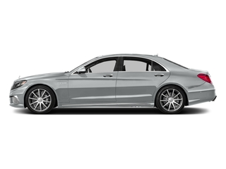 Iridium Silver Metallic 2016 Mercedes-Benz S-Class Pictures S-Class 4 Door Sedan Rear Wheel Drive photos side view