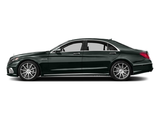 Emerald Green Metallic 2016 Mercedes-Benz S-Class Pictures S-Class 4 Door Sedan Rear Wheel Drive photos side view