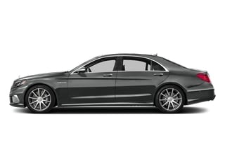 Selenite Grey Metallic 2016 Mercedes-Benz S-Class Pictures S-Class 4 Door Sedan Rear Wheel Drive photos side view