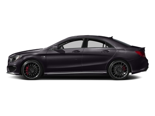Northern Lights Violet Metallic 2016 Mercedes-Benz CLA Pictures CLA Sedan 4D CLA45 AMG AWD I4 Turbo photos side view