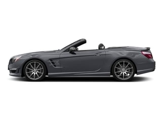 Shadow Gray Matte 2016 Mercedes-Benz SL Pictures SL Roadster 2D SL63 AMG V8 Turbo photos side view