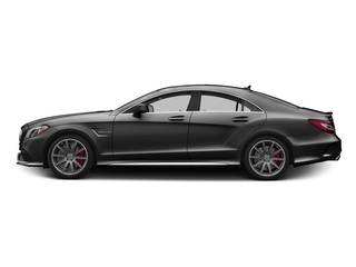 Magnetite Black Metallic 2016 Mercedes-Benz CLS Pictures CLS Sedan 4D CLS63 AMG S AWD V8 photos side view