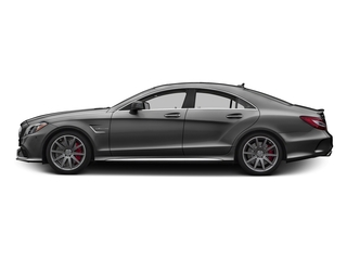 Steel Gray Metallic 2016 Mercedes-Benz CLS Pictures CLS Sedan 4D CLS63 AMG S AWD V8 photos side view
