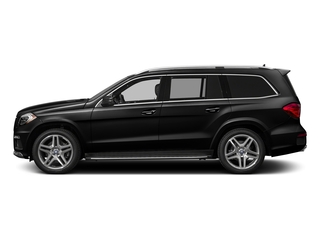 Obsidian Black Metallic 2016 Mercedes-Benz GL Pictures GL Utility 4D GL550 4WD V8 photos side view