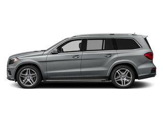 Iridium Silver Metallic 2016 Mercedes-Benz GL Pictures GL Utility 4D GL550 4WD V8 photos side view