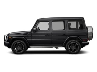 Black 2016 Mercedes-Benz G-Class Pictures G-Class 4 Door Utility 4Matic photos side view