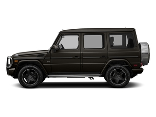 Verde Brook Metallic 2016 Mercedes-Benz G-Class Pictures G-Class 4 Door Utility 4Matic photos side view
