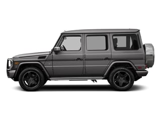 Tectite Grey Metallic 2016 Mercedes-Benz G-Class Pictures G-Class 4 Door Utility 4Matic photos side view
