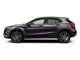 Northern Lights Violet Metallic 2016 Mercedes-Benz GLA Pictures GLA Utility 4D GLA250 2WD I4 Turbo photos side view