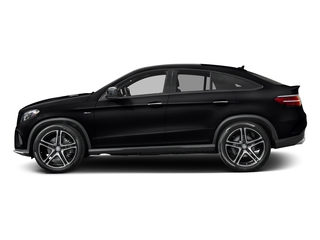Black 2016 Mercedes-Benz GLE Pictures GLE Utility 4D GLE450 Sport Coupe AWD V6 photos side view