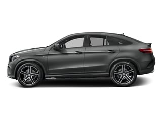 Palladium Silver Metallic 2016 Mercedes-Benz GLE Pictures GLE Utility 4D GLE450 Sport Coupe AWD V6 photos side view