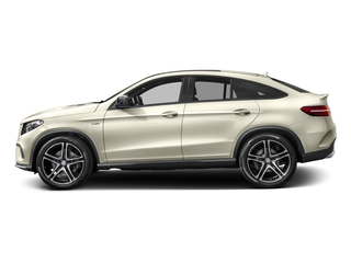 designo Diamond White Metallic 2016 Mercedes-Benz GLE Pictures GLE Utility 4D GLE450 Sport Coupe AWD V6 photos side view