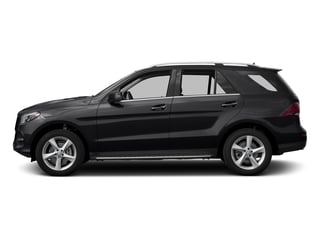 Black 2016 Mercedes-Benz GLE Pictures GLE Utility 4D GLE300 AWD I4 Diesel photos side view