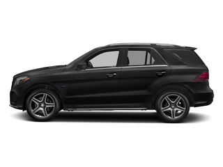 Black 2016 Mercedes-Benz GLE Pictures GLE Utility 4D GLE550 Plug-In AWD V6 photos side view